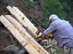 Marshal splitting logs - 16 Jul 2013