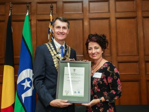 Lord Mayor's 2016 Australia Day Awards