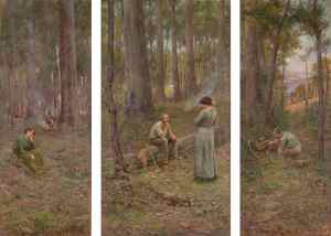 Frederick_McCubbin_-_The_pioneer_-_Google_Art_Project lowres