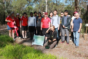 Griffith Mates -  23 July 2016