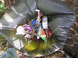 Rubbish caught - 2 March 2018 lowres