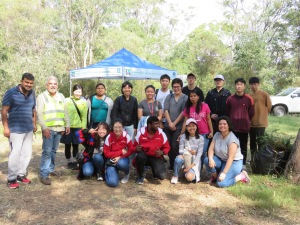 Griffith Mates Team - 28 July 2019