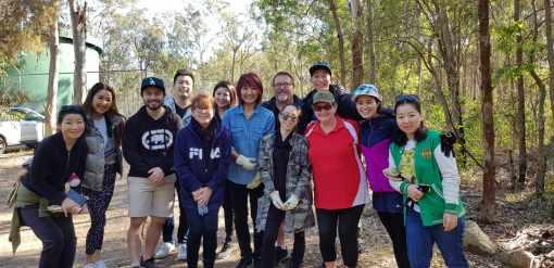 Shinnyoen - National Tree Day 2019, Mt Gravatt Environmental Group