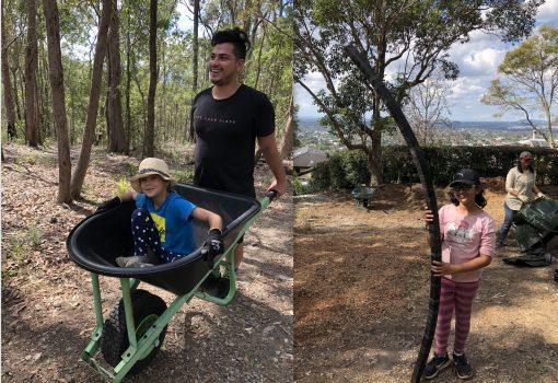 Tree Day fun - 29 July 2019